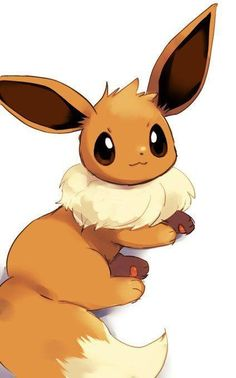 I bet eevee would be a more domesticated Pokémon, not really used for battles but kept as friendly household pets. And with all those evolutions, there's something for everyone!