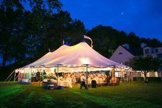 gorgeous Sperry tent at night   Jacqueline Campbell