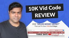 10K Vid Code Review  How Dexter Generated Over $10K In ONLY THREE DAYS (By Telling Stories!) https://youtube.com/watch?v=c5hE9x6CwmQ