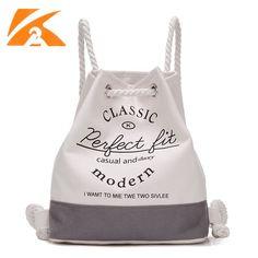 $23.80 (Buy here: https://alitems.com/g/1e8d114494ebda23ff8b16525dc3e8/?i=5&ulp=https%3A%2F%2Fwww.aliexpress.com%2Fitem%2FSpring-Summer-Camouflage-High-Quality-Nylon-women-bags-casual-backpacks-girl-school-travel-sports-bag-bolsas%2F32696487443.html ) 2016 new summer multifunctional canvas letters women bucket casual backpacks girl school travel pulling rope bag bolsas feminina for just $23.80