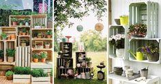 La caisse en bois est l'objet du moment pour la décoration et l'aménagement de votre balcon, terrasse ou jardin. Découvrez 9 bonnes raisons de l'adopter !