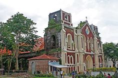 The St. Agustin Parish in Barangay Bantay Freedom Wall, Stuff To Do, Things To Do, Ilocos, Vigan, The St, Notre Dame, Philippines, City
