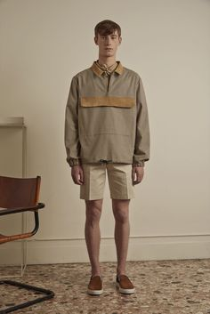 Au Jour Le Jour Spring 2016 Menswear - Collection - Gallery - Style.com