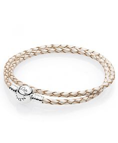 leather - buy fabulous pandora bracelets unique moments, leather, rose gold and silver designs, up to off all the latest must have looks! Pandora Uk, Cheap Pandora, Pandora Leather, Leather Charm Bracelets, Pandora Bracelet Charms, Champagne Color, Rose Gold, Charmed, Unique