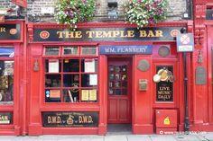 Irland, Dublin, Temple Bar  www.reisedoktor.com