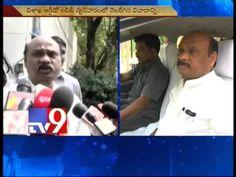 Ayyana Patrudu gives explanation on false allegation - Tv9