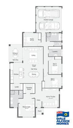 Petra I | Dale Alcock Homes
