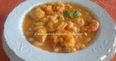 Spanish Food, Spanish Recipes, Cheeseburger Chowder, Risotto, Oatmeal, Soup, Breakfast, Ethnic Recipes, Shape