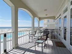 Sleep 20 in this gulf-front #vacation home in Gulf Shores, AL! Bella Bleu is ready for your family reunion, wedding, corporate treat, or lots of friends. With 6 bedrooms, 7 baths, a large open floor plan, and a gourmet kitchen that includes 2 refrigerators and 2 dishwashers, everyone has plenty of room to prepare a meal or get ready for a day or evening out together or in smaller groups. Oh - did I forget to mention a private pool? http://www.meyerre.com/house/Bella_Bleu