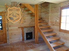 http://pirtys.net Laiptai is naturalios medienos