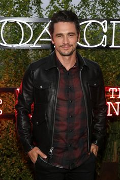 Actor James Franco attends the Coach and Friends of the High Line Summer Party.