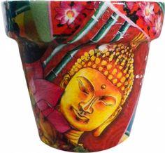 Maceta Buda | Princesas y Dragones | Feria Central