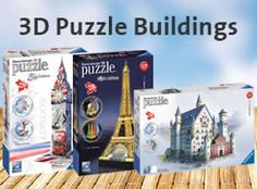 FREE Ravensburger 3D Puzzle Product Testing on http://www.icravefreebies.com/