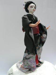 Detalle de Geiko