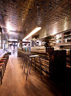Belgium's finest: fooddiscotheek BAAR Roomed | roomed.nl | Gent
