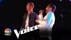 """Heard this song on the radio for the first time. LOVE it! Get your woman back Robin! Josh Kaufman and Robin Thicke: """"Get Her Back"""" (The Voice Highlight)"""