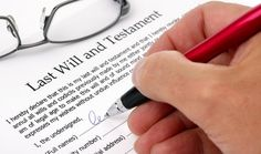 It's not something you want to think about, but writing your will is sure to lift a huge burden from your shoulders. Here's a simple guide.