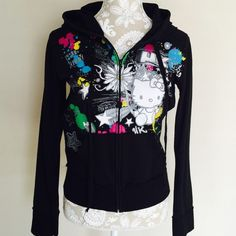Sanrio junior sweatshirt ❤️❤️ size Medium ❤️❤️Sanrio junior sweatshirt ❤️❤️ size Medium. Gently used in great condition. Sanrio Tops Sweatshirts & Hoodies