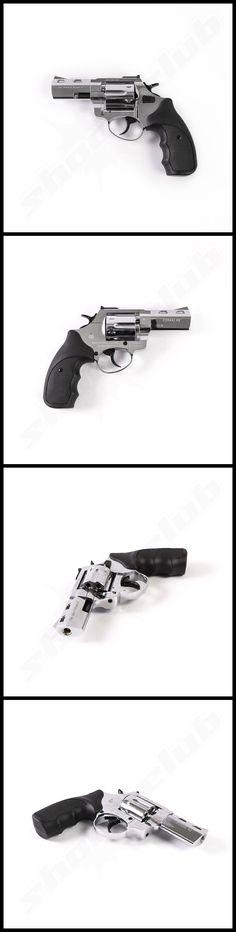 """Zoraki R2 3"""" - chrom 9mm R.K. Schreckschussrevolver Z51045 #shootclub #Zoraki #schreckschuss"""