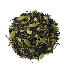 Masala Chai De bekende pittige zwarte Chai thee die eigenlijk met warme melk en honing gedronken moet worden.