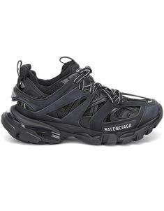 492365ebc BALENCIAGA Track Trainer sneakers · VERGLE. BALENCIAGA Track Trainer  sneakers · VERGLE Black Mesh