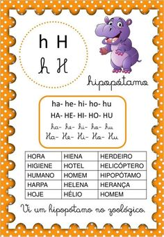 Paula Batista's media content and analytics How To Speak Portuguese, Portuguese Lessons, Portuguese Language, Supernanny, Preschool Education, Home Schooling, Vocabulary, Literacy, Homeschool