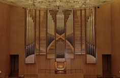 Casavant Frères pipe organ, Ordos National Theater, Inner Mongolia, China