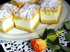 New Recipes, Cheesecake, Food And Drink, Health Fitness, Cookies, Baking, Sweet, Impreza, Kitchen