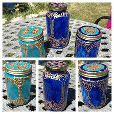 DIY Moroccan Lanterns | Jacqlyn in Wonderland