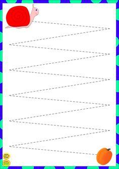 Preschool Workbooks, Printable Preschool Worksheets, Preschool Writing, Numbers Preschool, Kindergarten Math Worksheets, Tracing Worksheets, Worksheets For Kids, Writing Activities, Preschool Activities