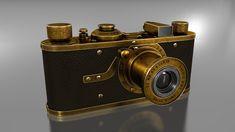 Leica luxus camera 3D - TurboSquid 1348809 Leica, 3d Models, Gaming Computer, Luxury