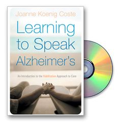 I know this is the DVD case, but this book is one that any person working with individuals with Alzheimers disease should read!