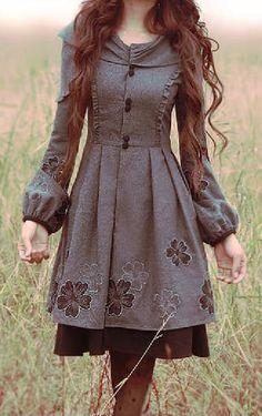 ♥ Cute Dresses, Vintage Dresses, Short Dresses, Girls Dresses, Modest Fashion, Fashion Dresses, Scene Outfits, Kochi, Muslim Women