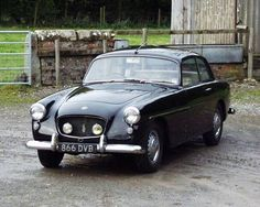 1959 Bristol 406 Bristol Motors, Bristol Cars, Old Used Cars, Old Cars, Classic Aston Martin, Automobile, Grand Luxe, Car Makes, Vintage Cars