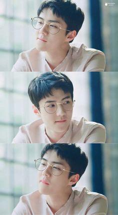 Read Sehun from the story Walpaper member EXO by fasaferariska (Jessica Jung) with reads. Baekhyun, Park Chanyeol, Chanbaek, Exo Ot12, K Pop, Rapper, Sung Joon, Sehun Cute, Exo Lockscreen