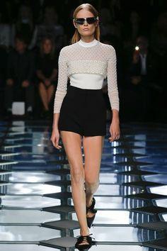 Balenciaga SS2015 RTW Paris Fashion Week
