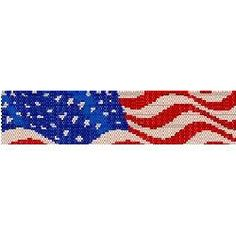 1000 images about patriotic on pinterest american flag for Patriotic beaded jewelry patterns