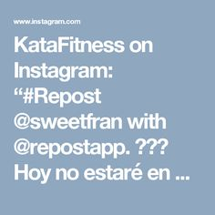 """KataFitness on Instagram: """"#Repost @sweetfran with @repostapp. ・・・ Hoy no estaré en modo de cocinar 😁 pero les dejo una de mis recetas favoritas y siempre es un éxito…"""""""