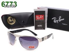 Ray Ban Active Lifestyle RB3460 Black And Champagne Frame Purple Lens Sunglasses