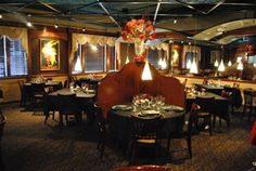 Our dining room at #LaBisteccaItalianGrille