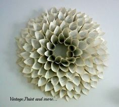 book page wreath tutorial, crafts, wreaths