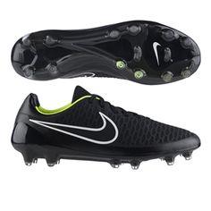 the latest 47a61 4648d 159.95 - Nike Magista Opus FG Soccer Cleats (Black Volt White)   649230-017    Nike Soccer Cleats   SOCCERCORNER.COM