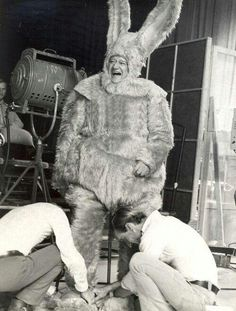John Wayne Easter Bunny