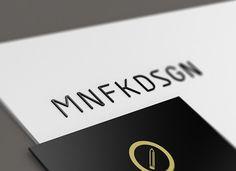 MNFK design / CI concept by Piotr Steckiewicz, via Behance