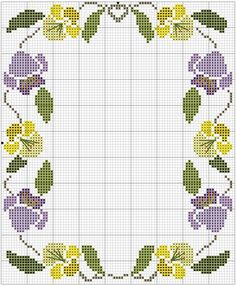 Thrilling Designing Your Own Cross Stitch Embroidery Patterns Ideas. Exhilarating Designing Your Own Cross Stitch Embroidery Patterns Ideas. Just Cross Stitch, Cross Stitch Borders, Cross Stitch Alphabet, Cross Stitch Flowers, Cross Stitch Designs, Cross Stitching, Cross Stitch Embroidery, Embroidery Patterns, Cross Stitch Patterns