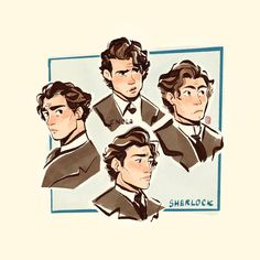 Enola Holmes, Millie Bobby Brown, Sherlock Holmes, Character Inspiration, Doodles, Cinema, Author, Fan Art, Movies