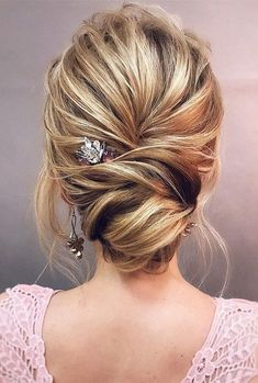 updo wedding hairstyle ideas #Weddingsoutfit #WeddingHairstyles