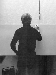 In 1965, artist Roman Opałka began painting 'time' from 1 to infinity. As he progressed, each canvas was lightened 1%, resulting in purely white-on-white pieces by 2007. The final number Opałka painted was on August 6, 2011, the day of his death: 5607249.