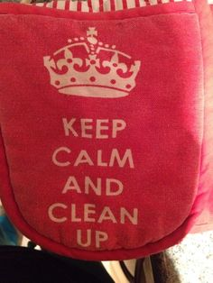 The Cleaning Diva's motto! Sending love from the motherland! #keepitclean #njcleaningdiva — at Bristol Harbour.