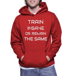 If it's time to get up off the couch and get your butt into shape then this hoodie will help keep you motivated! TIP: SHARE it with your friends, order together and save on shipping! This Exclusive Ts